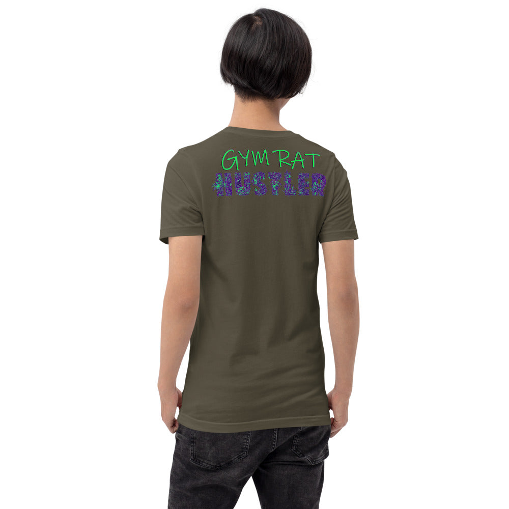 CRAZE KUSH TANG-DAW-HIRO Mode Short-Sleeve Unisex T-Shirt