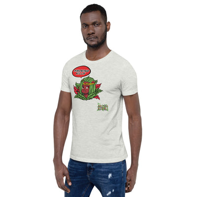 KINKE KUSH HEAD Short-Sleeve Unisex T-Shirt