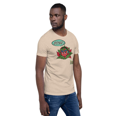 STINKE KUSH HEAD Short-Sleeve Unisex T-Shirt