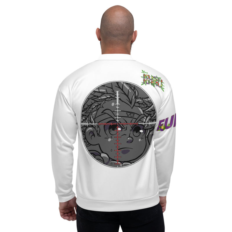 FUNNE KUSH PRAK MODE Scope Unisex Bomber Jacket