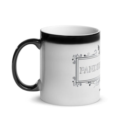 """PANDEMIC-HERO-6"" Glossy Magic Mug"