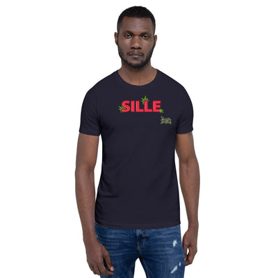 SILLE BUBBLE - TAG Short-Sleeve Unisex T-Shirt