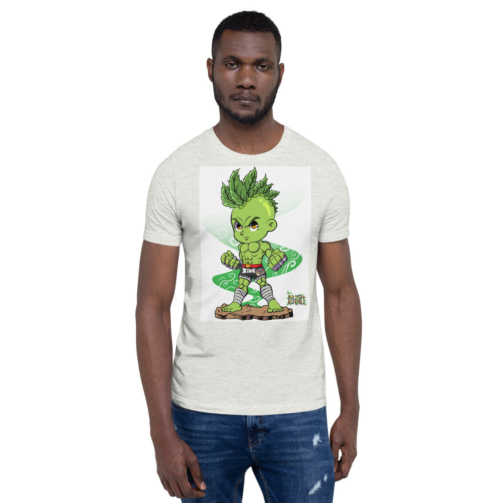 CRAZE KUSH PRAK Mode Short-Sleeve Unisex T-Shirt