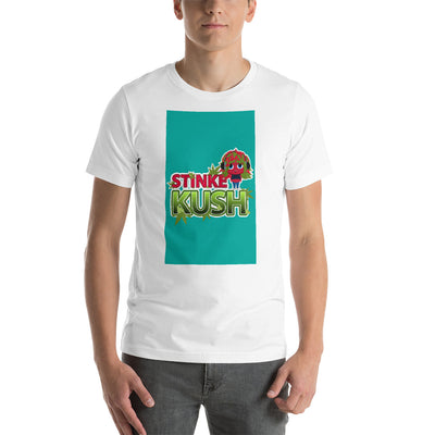 STINKE KUSH NAK Mode 5 Short-Sleeve Unisex T-Shirt