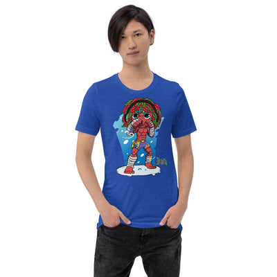 STINKE KUSH PRAK Mode Short-Sleeve Unisex T-Shirt