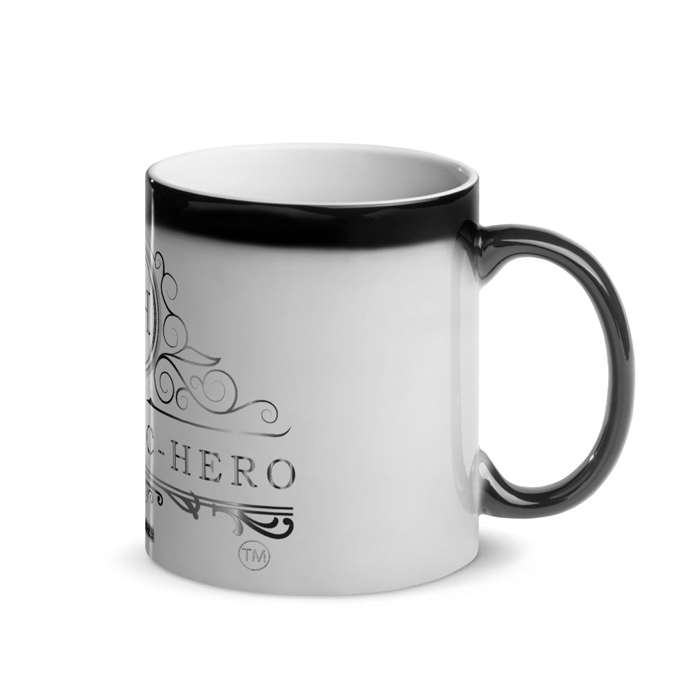 """PANDEMIC-HERO-10"" Glossy Magic Mug"