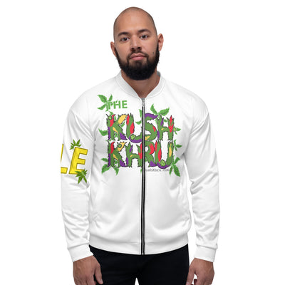 ILLE KUSH PRAK MODE Scope Unisex Bomber Jacket