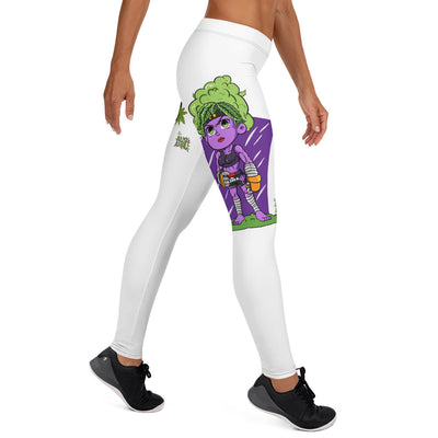 SEXE KUSH PRAK MODE Leggings