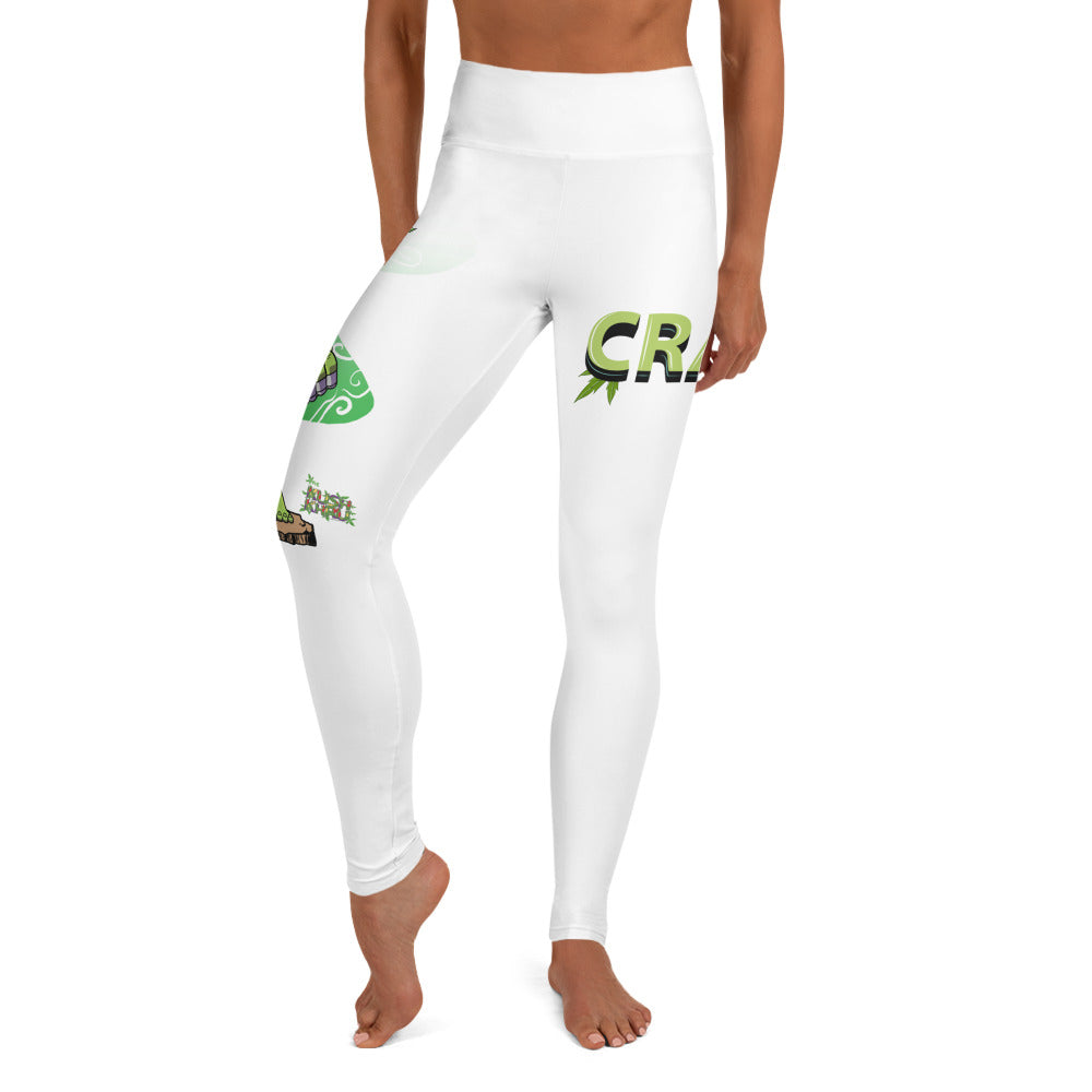 CRAZE KUSH PRAK MODE Yoga Leggings