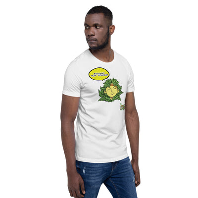 ILLE KUSH HEAD Short-Sleeve Unisex T-Shirt