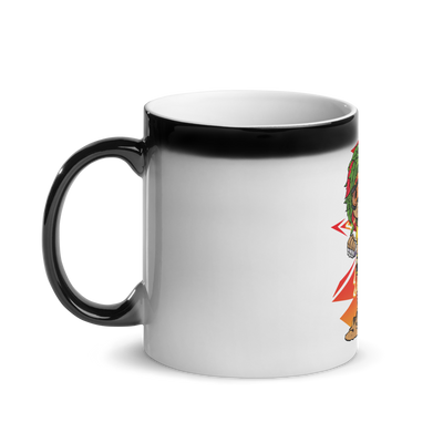 SILLE KUSH Sip Sum Glossy Magic Mug