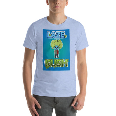LAZE KUSH NAK Mode 5 Short-Sleeve Unisex T-Shirt