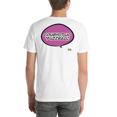 FUNNE BUBBLE - TAG Short-Sleeve Unisex T-Shirt
