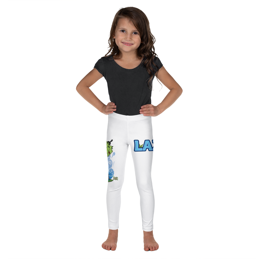 LAZE KUSH PRAK MODE Kid's Leggings