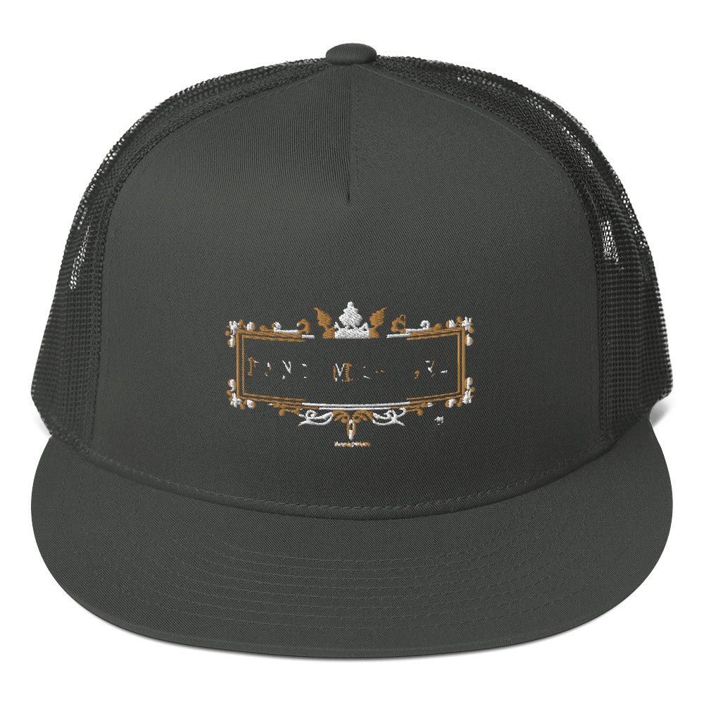 """PANDEMIC-HERO-9"" Trucker Cap"