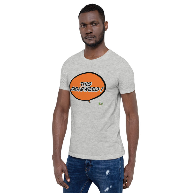 CW KUSH BUBBLE Short-Sleeve Unisex T-Shirt