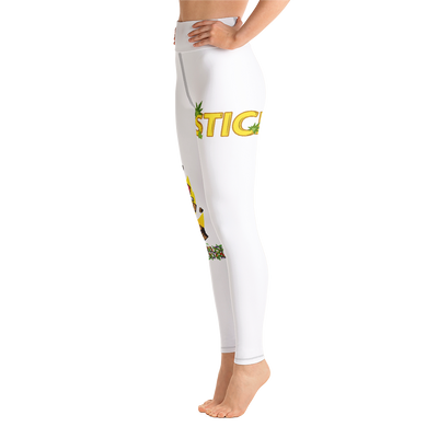 STICKE KUSH PRAK MODE Yoga Leggings