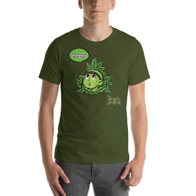 CRAZE KUSH HEAD Short-Sleeve Unisex T-Shirt