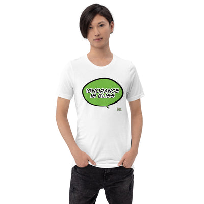 HAY KUSH BUBBLE Short-Sleeve Unisex T-Shirt