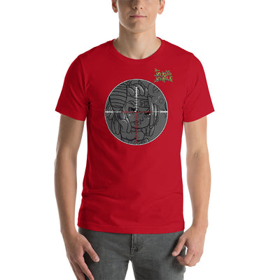 KINKE KUSH PRAK MODE Scope Short-Sleeve Unisex T-Shirt