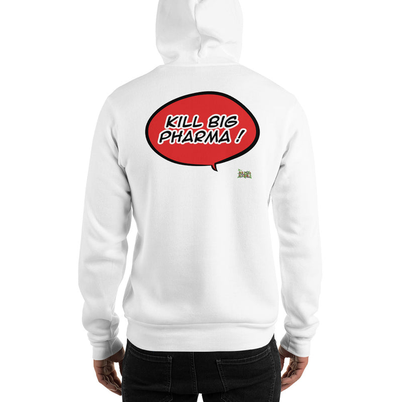 BIG PHARMA KUSH BUBBLE Unisex Hoodie