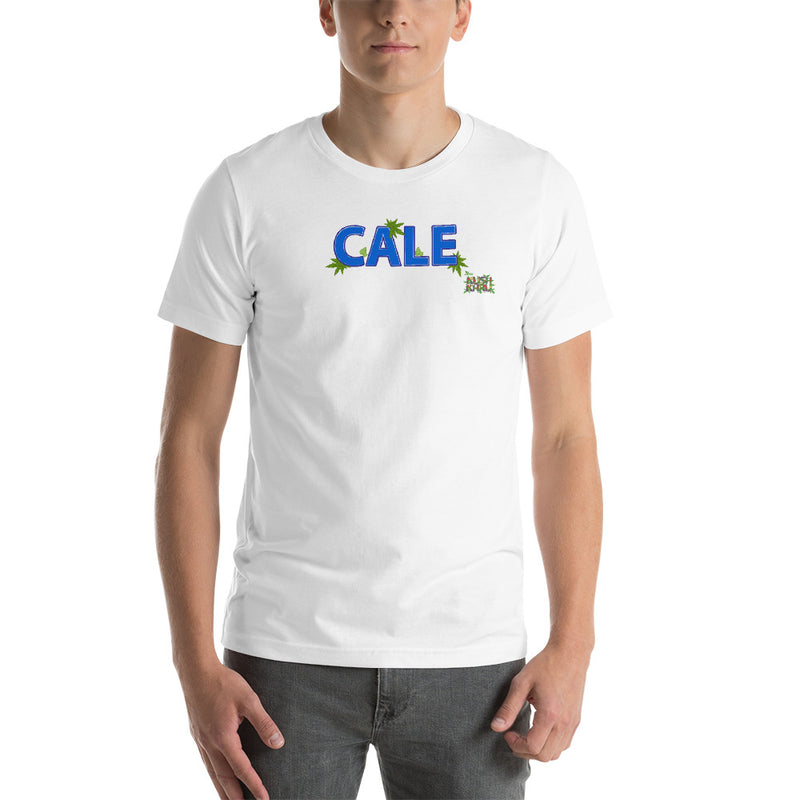 CALE TAG Short-Sleeve Unisex T-Shirt