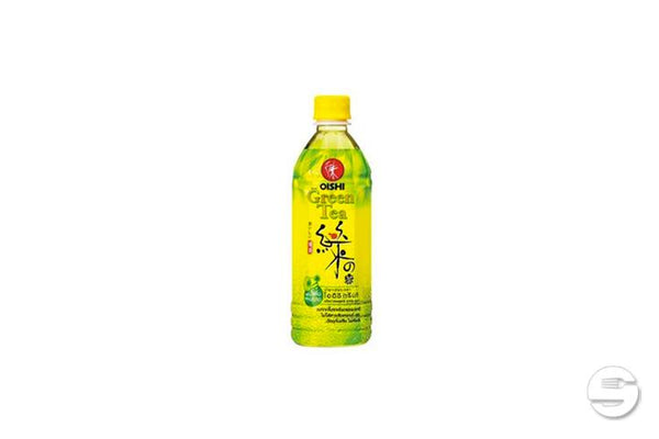 Oishi Greentea Lemon