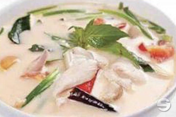 Tom Kha Kai Suppe