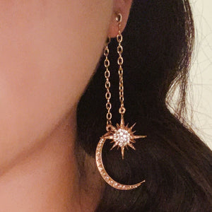 Starnight Earrings
