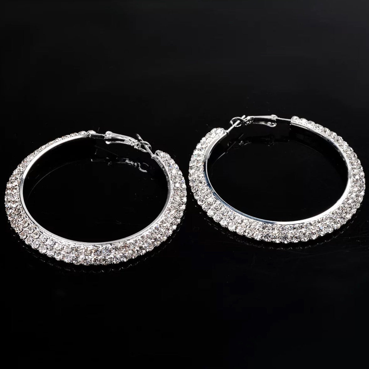 Silver Night Hoops