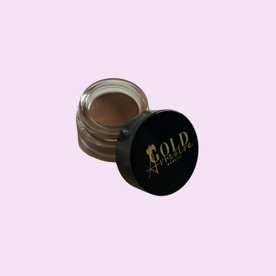 Waterproof Brow Pomade (Soft Brown)