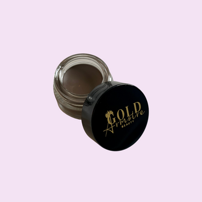 Waterproof Brow Pomade (Dark Brown)