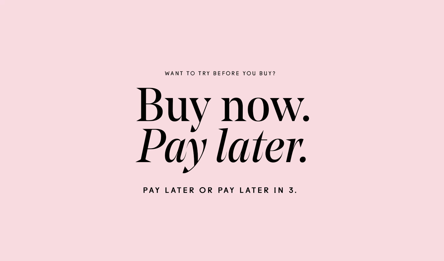 Buy Now Pay Later Clothes with Lavish Alice and Klarna