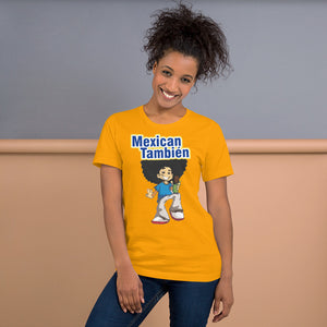 Negrito Short-Sleeve Unisex T-Shirt