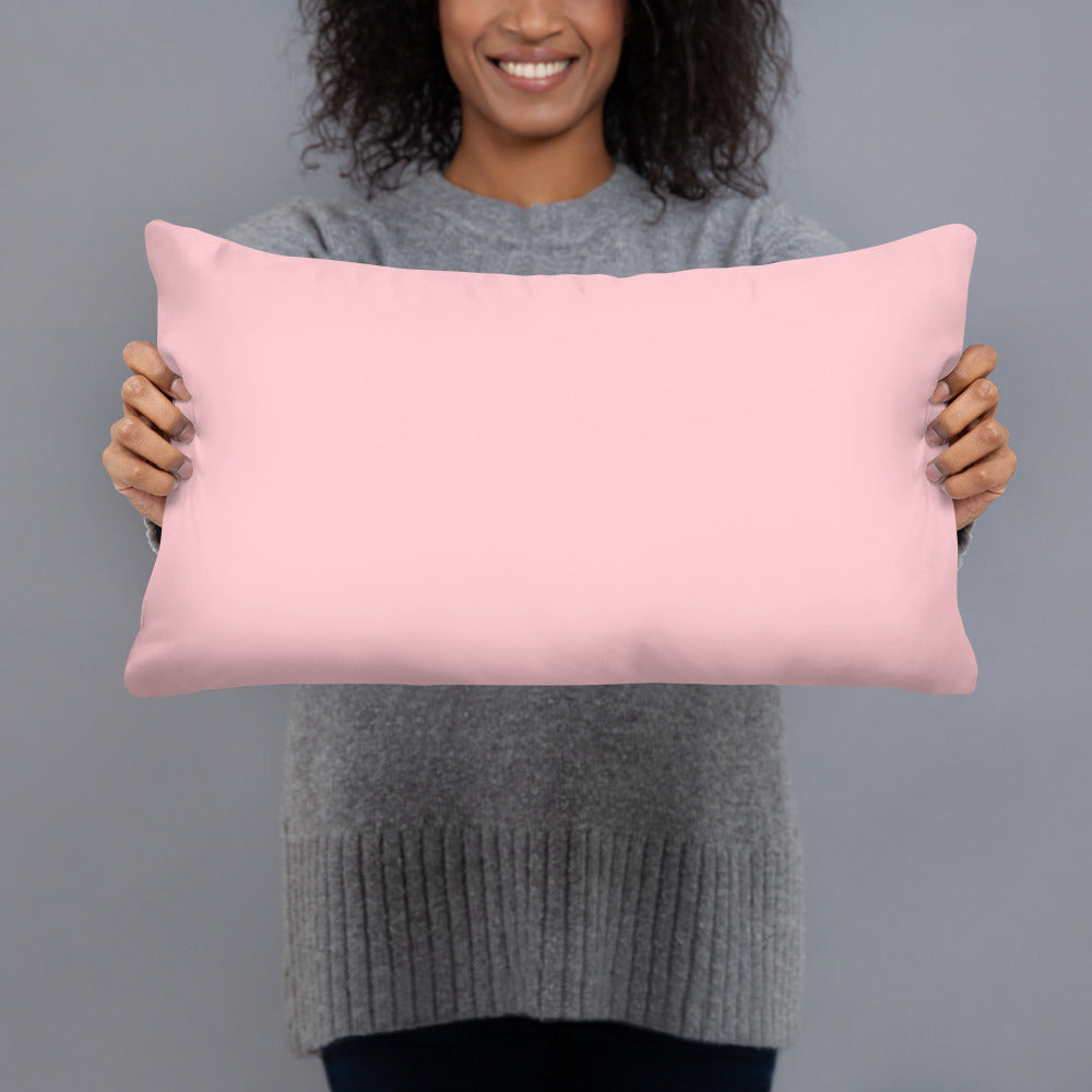 Frida Feminist Pillow