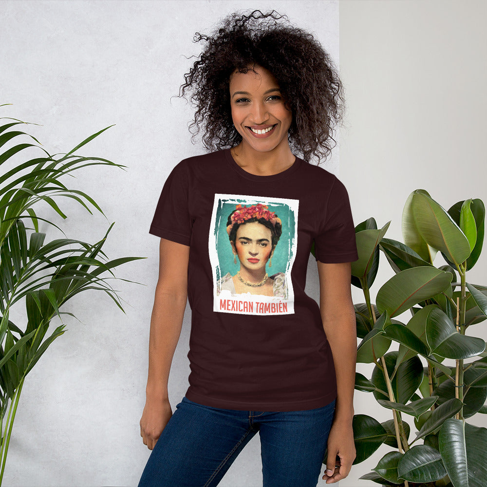 Frida Kahlo Short-Sleeve Unisex T-Shirt