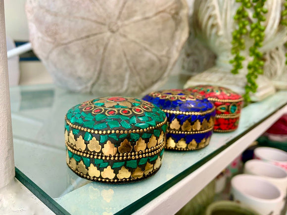 Embellished Trinket Box