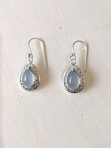 Auqaprase Teardrop Earrings