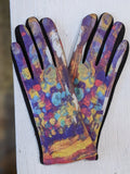 Purple Impressions Gloves