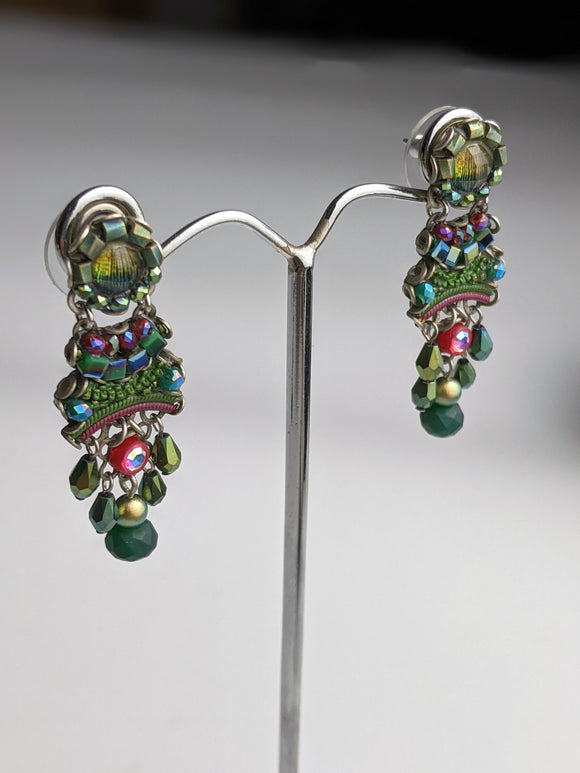 Verde A.B. Earrings
