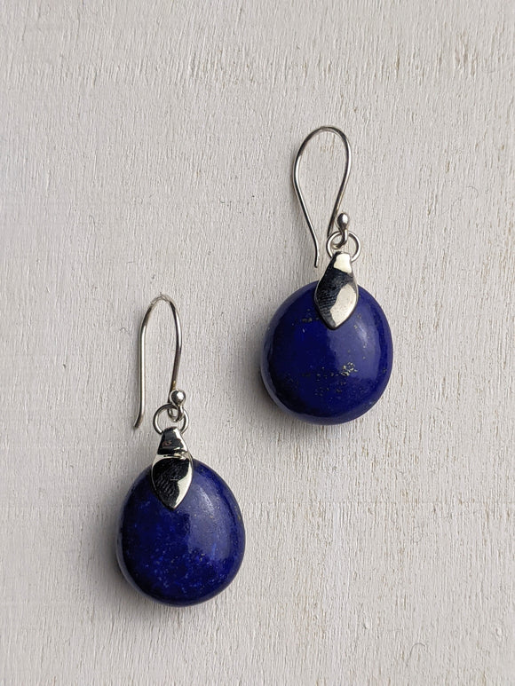 Mar Azul Drop Earrings