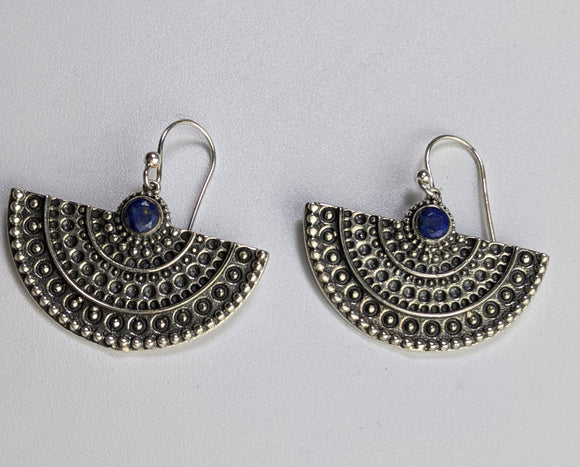 Azul Fan Earring