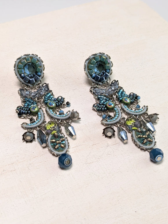 A.B Cielo Azul Earrings