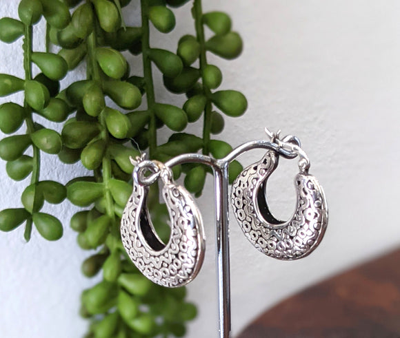 Circe Hoop Earring