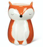 Sitting Fox Planter/Vase