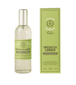 Green Tea & Ginger Refreshing Room Spray