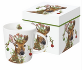 Christmas Princess Gift-Boxed Mug
