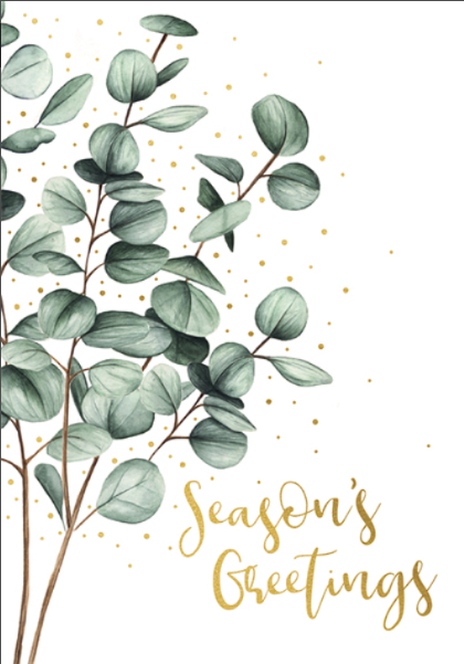 Season's greetings – Branches