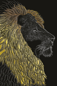 Golden Lion Card