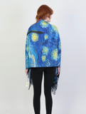 Vincent Van Gogh The Starry Night Scarf